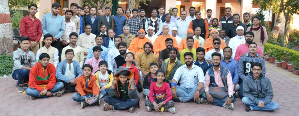 Youth Development at Sri Ramakrishna Mission Indore